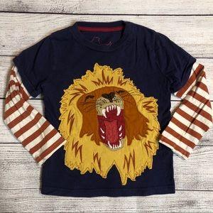 Mini Boden Lion Shirt